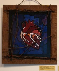 """""""In Case Of Emergency, Don't Break"""" M. Gilbertsen, Mixed Media, 2009"""