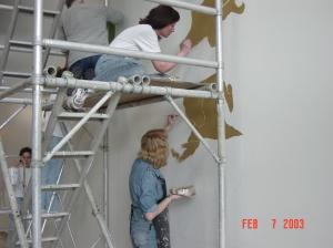 Portfolio mural artwork etc 330