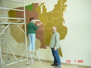 Portfolio mural artwork etc 335