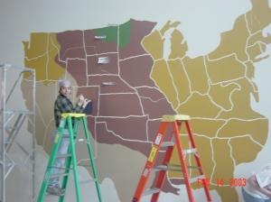 Portfolio mural artwork etc 337